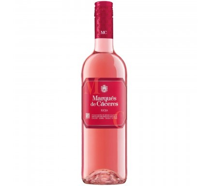 Rose Wine Marques De Caceres 75 Cl