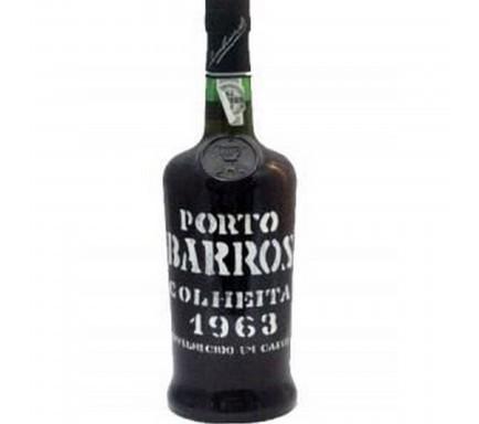 Porto Barros 1963 Colheita 75 Cl