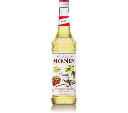Monin Syrup Vanilla 70 Cl
