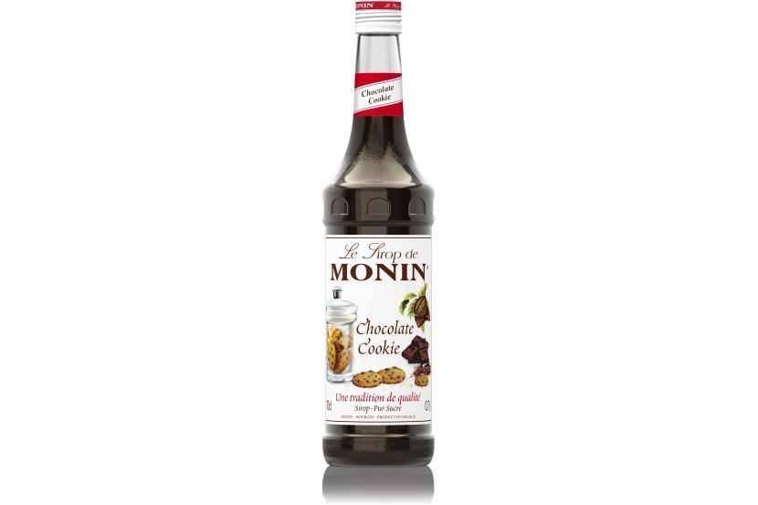 Monin Sirop Chocolate Cookie 70 Cl