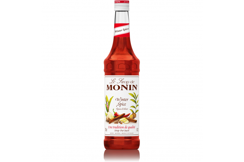 Monin Sirop Winter Spice 70 Cl