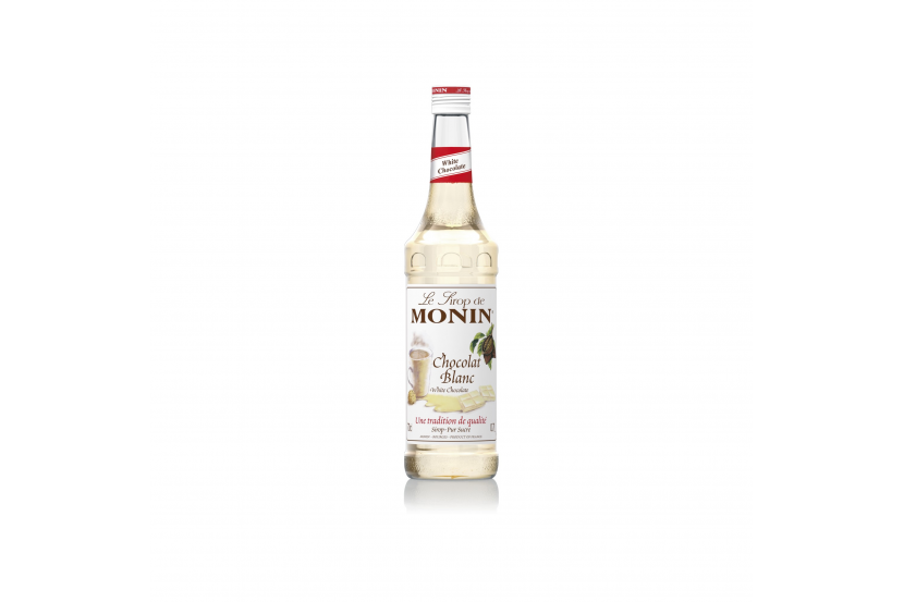 Monin Syrup Chocolate White 70 Cl