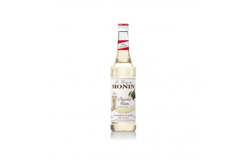 Monin Sirop Chocolate White 70 Cl