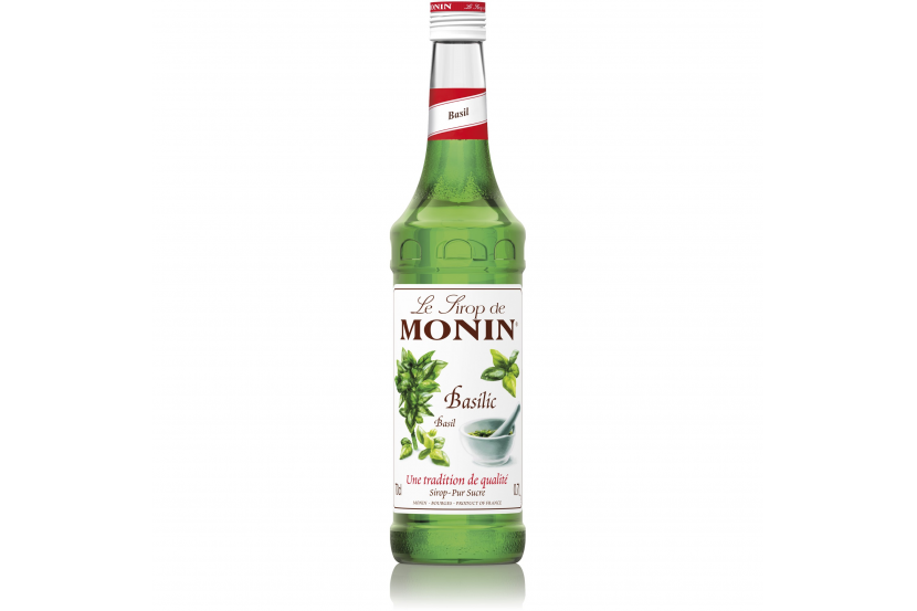 Monin Syrup Basil 70 Cl