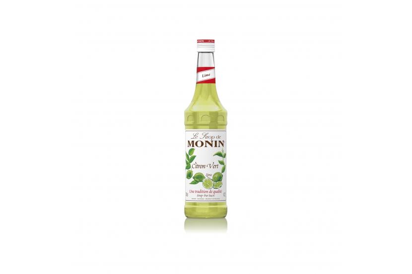 Monin Syrup Lime (Citron Vert) 70 Cl