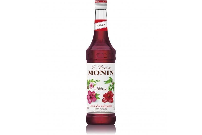 Monin Sirop Hibiscus 70 Cl