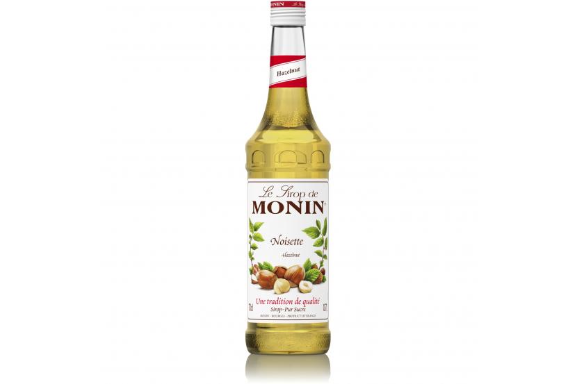 Monin Sirop Hazelnut (Avelã) 70 Cl