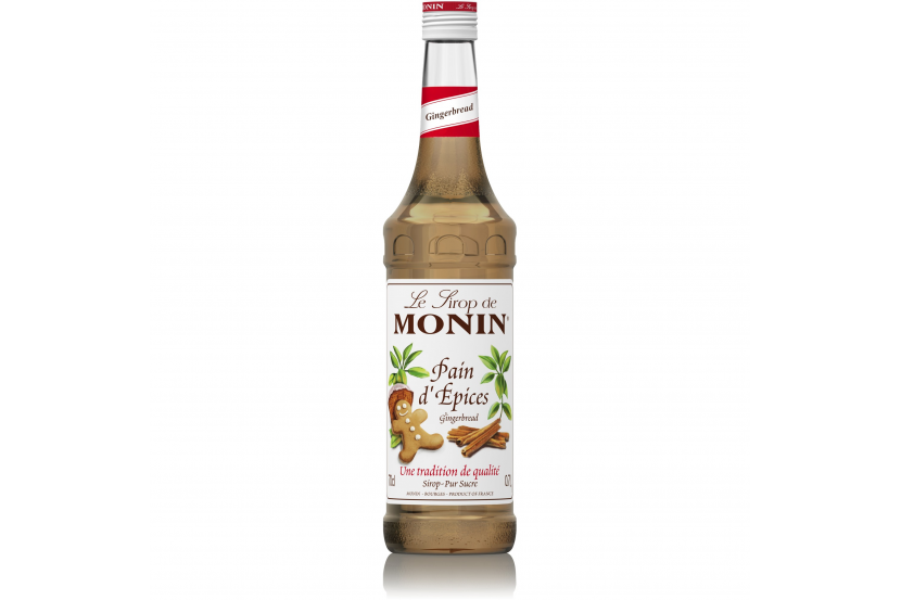 Monin Sirop Pain D'Epices (Gingerbread) 70 Cl