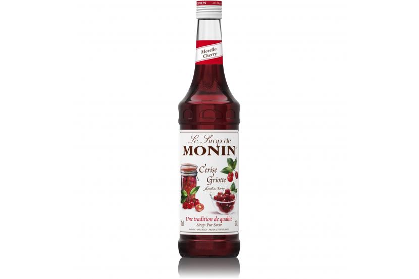 Monin Syrup Cerise Griotte 70 Cl