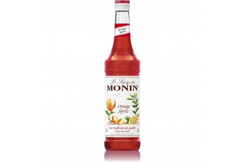 Monin Sirop Orange Spritz 70 Cl