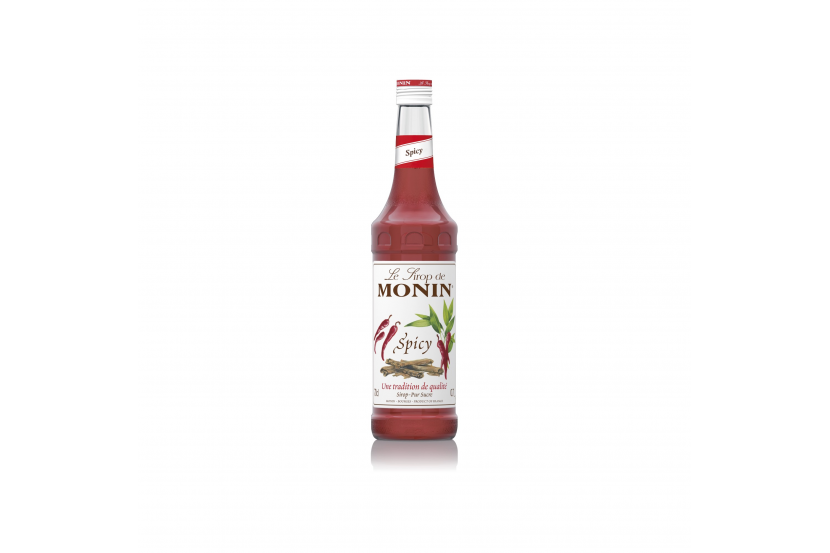 Monin Sirop Spicy(Malagueta) 70 Cl