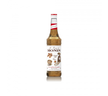 Monin Sirop Caramel Sale 70 Cl