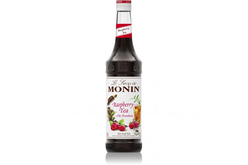 Monin Concentrate Raspberry Tea 70 Cl