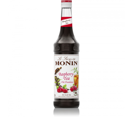 Monin Concentrado Raspberry Tea 70 Cl