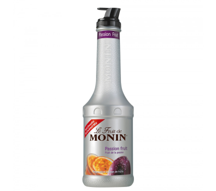 Monin Puree Passion Fruit 1 L