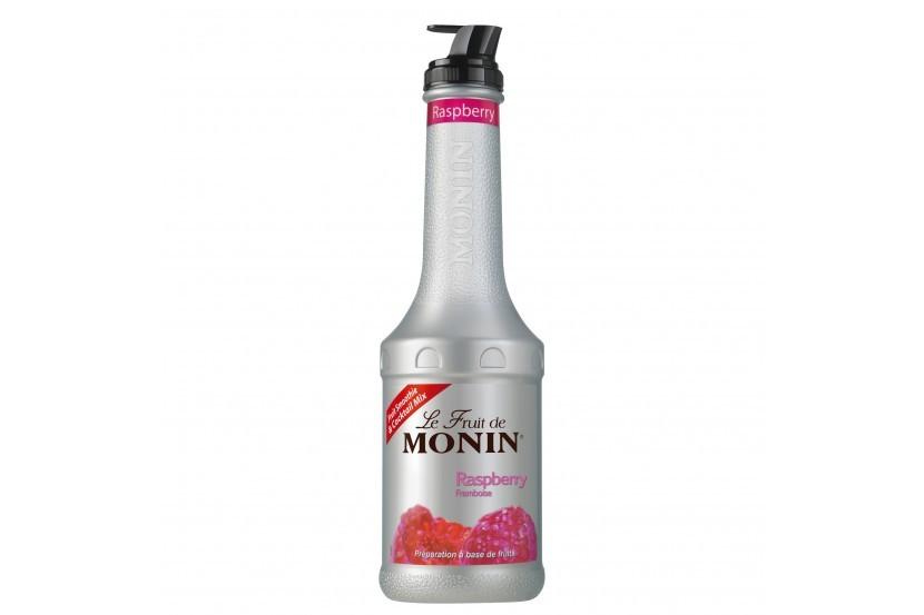Monin Puree Raspeberry 1 L