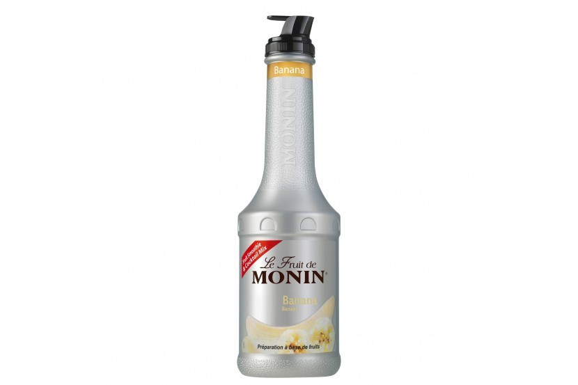 Monin Puree Banana 1 L