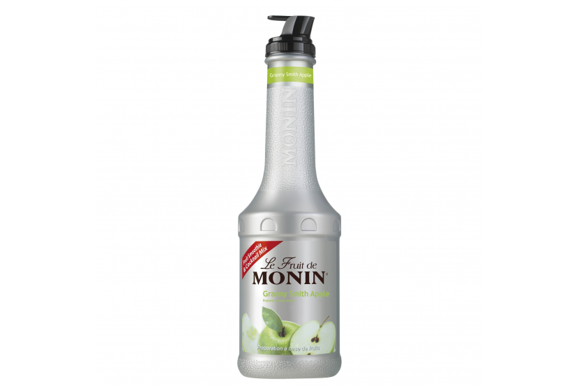 Monin Puree Green Apple1 L