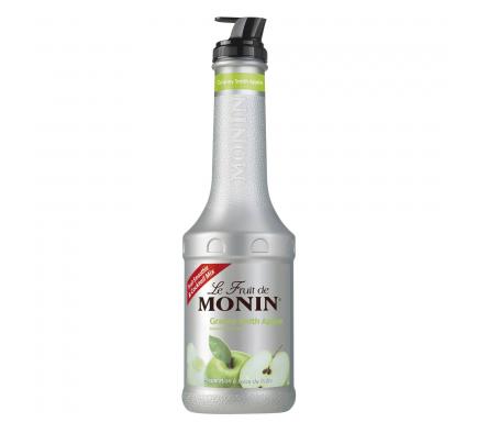 Monin Puree Green Apple1 L
