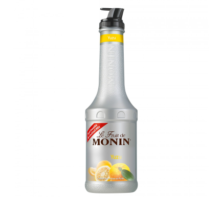 Monin Puree Yuzu 1 L