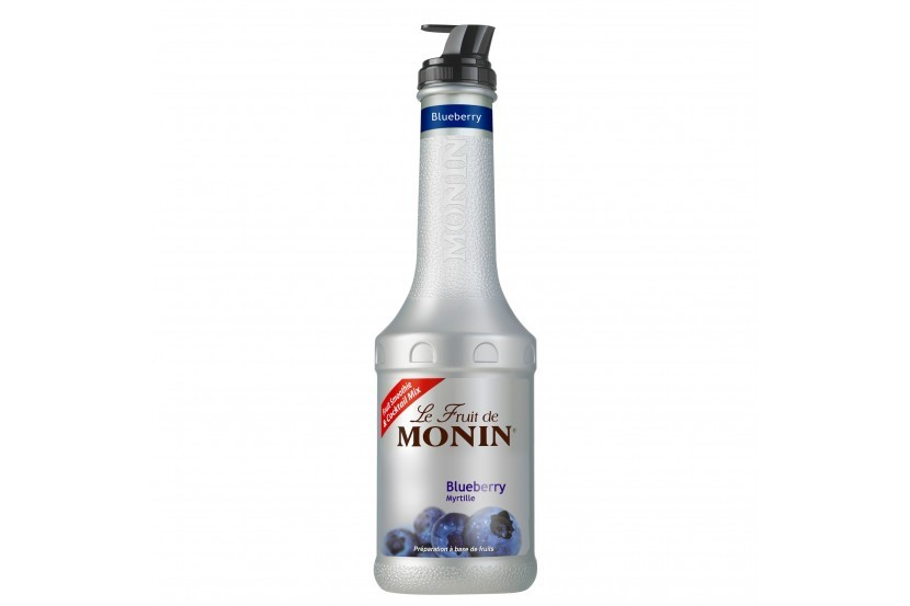 Monin Puree Blueberry 1 L