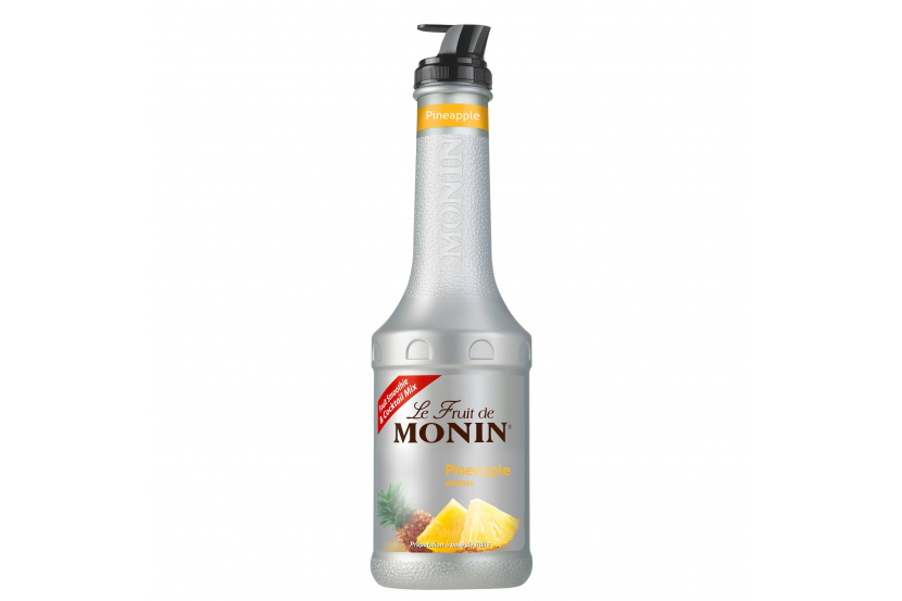 Monin Puree Pineapple 1 L