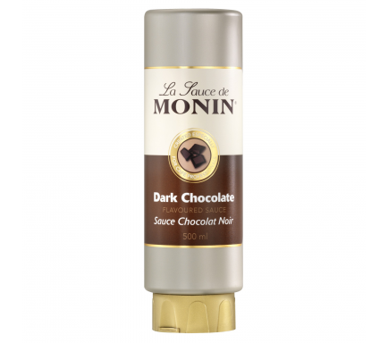 Monin Sauce Dark Chocolate 50 Cl