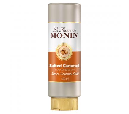 Monin Sauce Caramel Sal 50 Cl