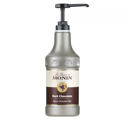 Monin Sauce Chocolate Negro 1.89 L