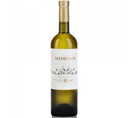 Vinho Branco Ares De Medeiros 75 Cl