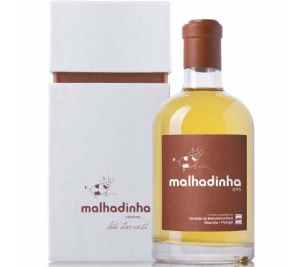 White Wine Malhadinha Late Harvest 2015 37 Cl