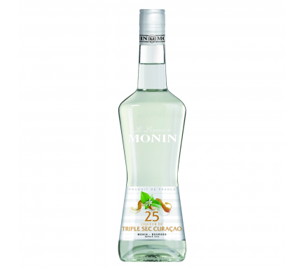 Licor Monin Curaçao Triple Sec 70 Cl