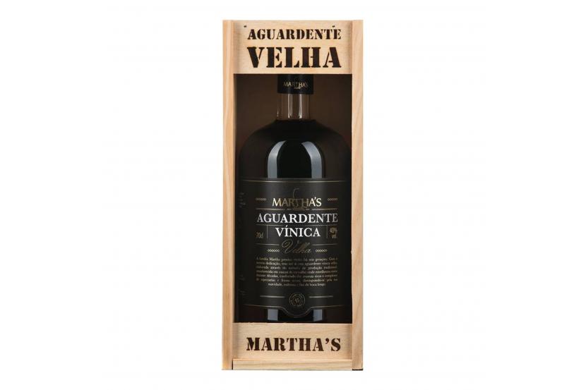 Aguardente Velha  Martha's 70 Cl