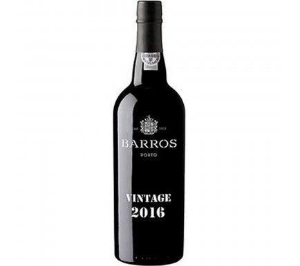 Porto Barros 2016 Vintage 75 Cl