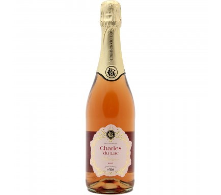 Espumante Charles Du Lac Rose 75 Cl