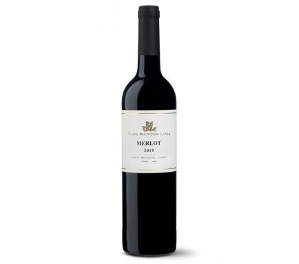 Vinho Tinto Casa Santos Lima Merlot 75 Cl