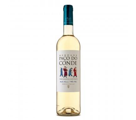 Vinho Branco Paço Do Conde 75 Cl