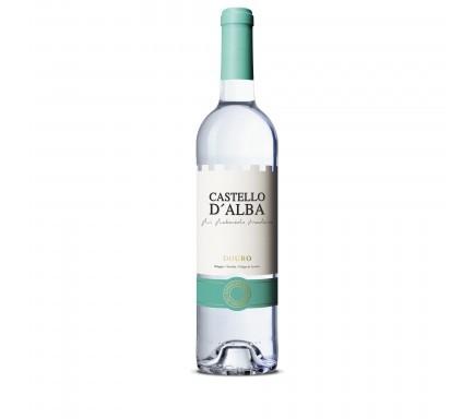 Vinho Branco Douro Castello D'Alba 75 Cl