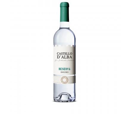 Vinho Branco Douro Castello D'Alba Reserva 75 Cl