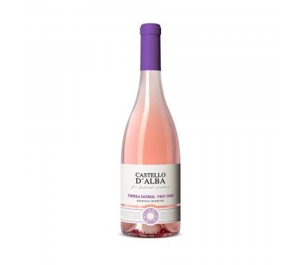 Vinho Rose Douro Castello D'Alba 75 Cl