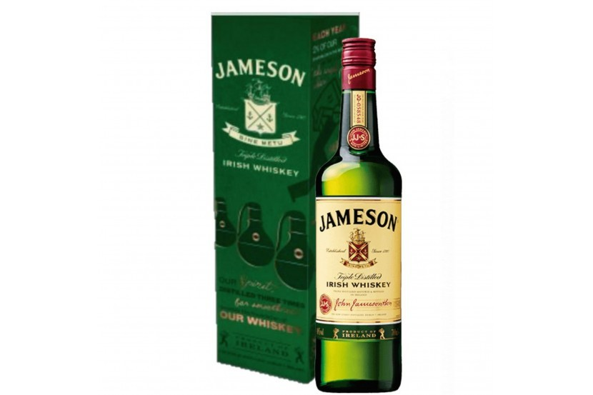 Whisky Jameson 70 Cl