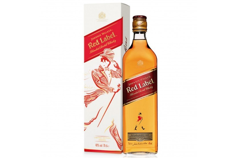 Whisky Johnnie Walker Red 70 Cl
