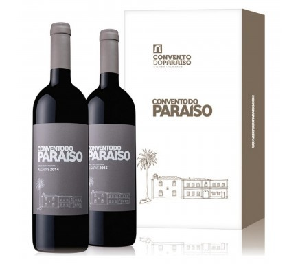 Pack Red Wine Convento Paraiso