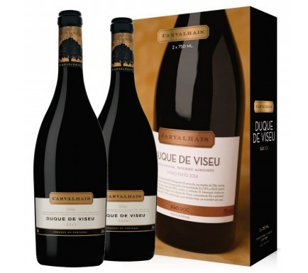 Pack Red Wine Duque Viseu