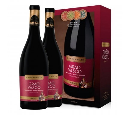 Pack Red Wine Grao Vasco
