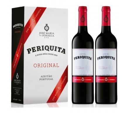 Pack Red Wine Periquita