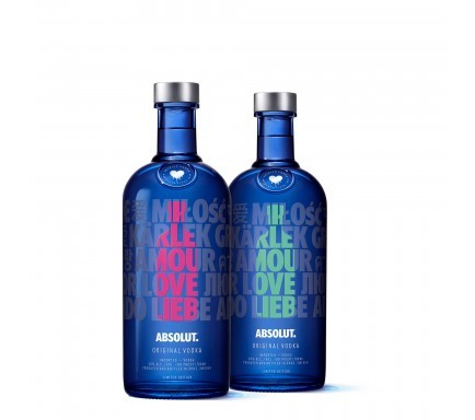 Vodka Absolut Lmt Edition 70 Cl