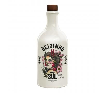 """Gin Sul Edicao Limitada """"Beijinho Do Sul"""" 50 Cl"""