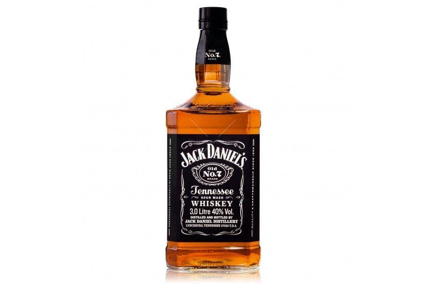 Whisky Jack Daniel's 3 L