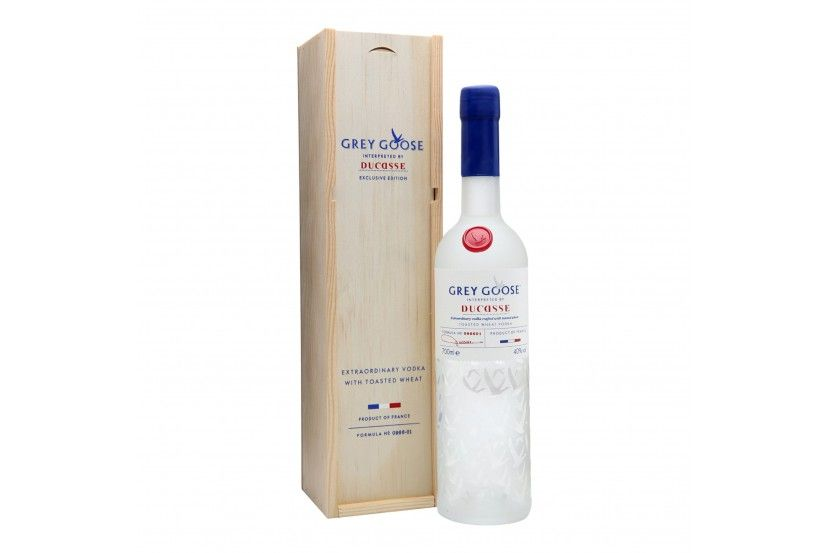 Vodka Grey Goose Ducasse 70 Cl